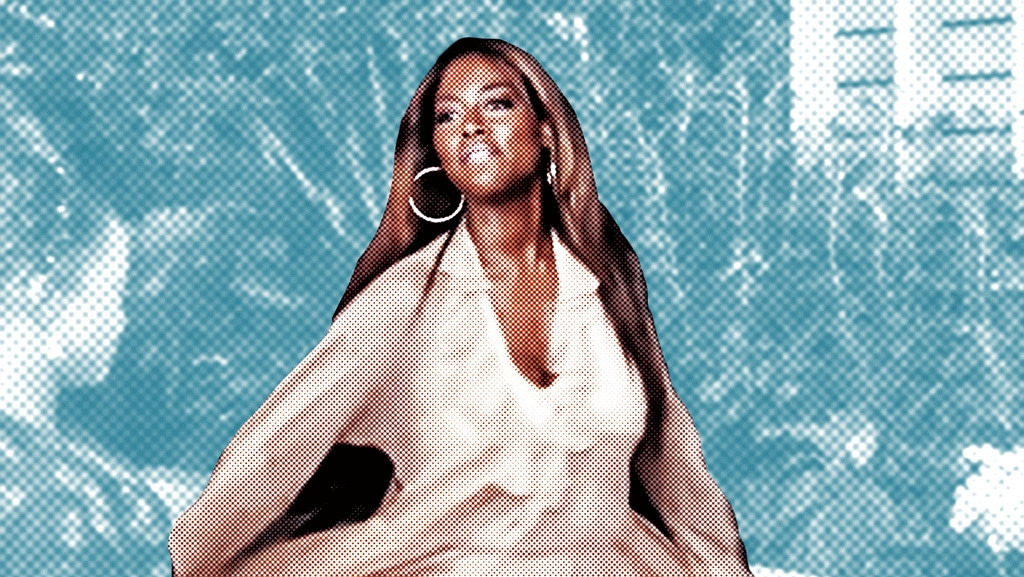 Iconic Real Housewives Moments, Kenya Moore