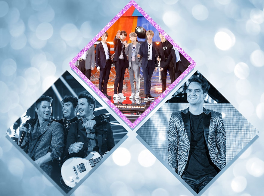AMAs, 2019 American Music Awards Nominees, Favorite Duo or Group Pop Rock
