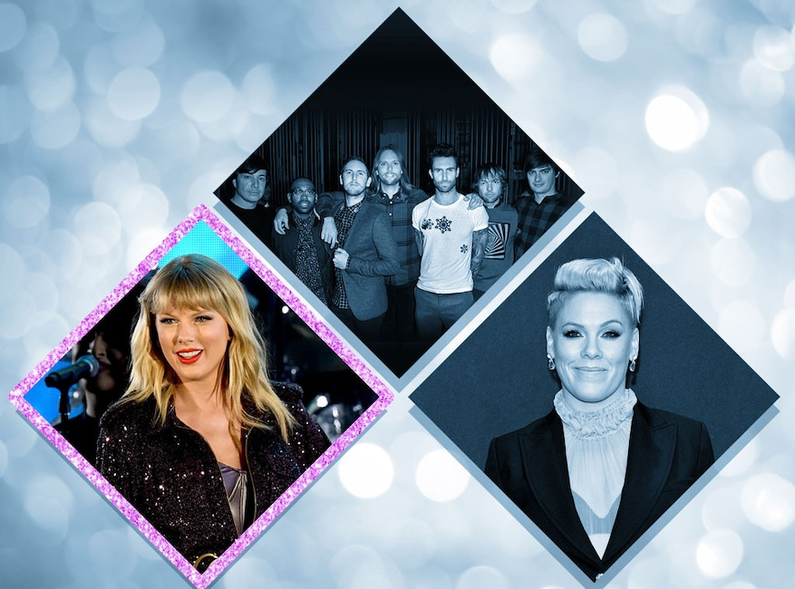 AMAs, 2019 American Music Awards Nominees, Taylor Swift, Favorite Artist Adult Contemporary