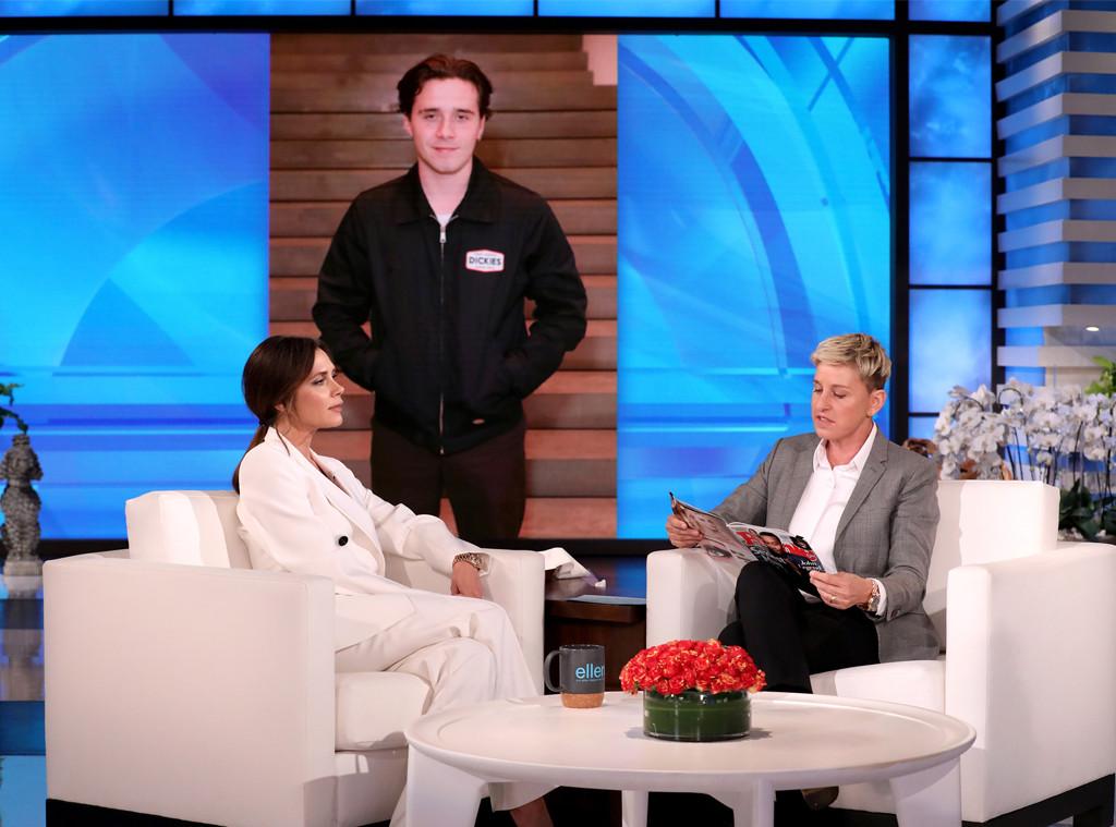 Victoria Beckham, Ellen DeGeneres Show