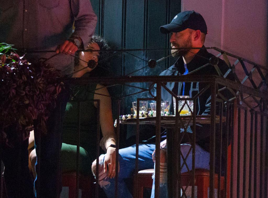 See the Photos of Justin Timberlake and Co-Star Alisha Wainwright ...