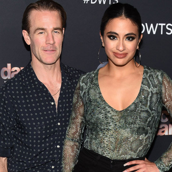 James Van Der Beek, Ally Brooke and More Dancing With the Stars Contestants Who Lost Weight