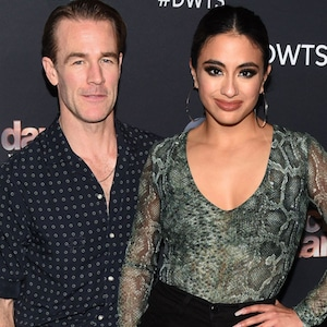 James Van Der Beek, Ally Brooke