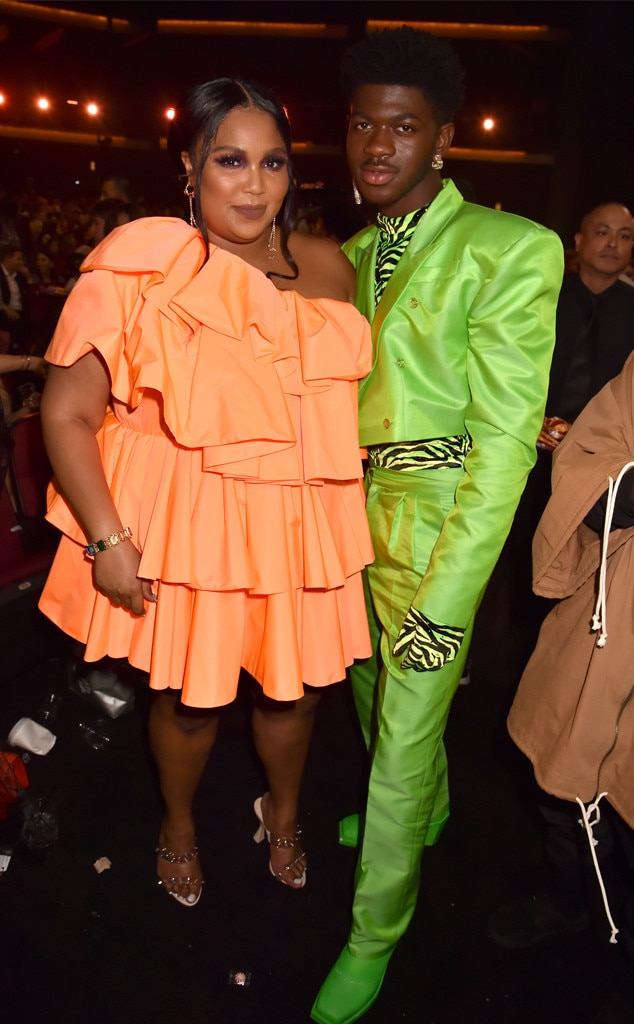 Lizzo, Lil Nas X, American Music Awards, Candids