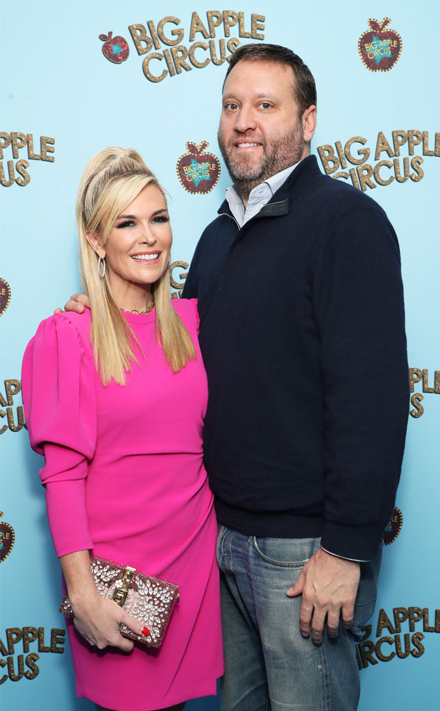Tinsley Mortimer, Scott Kluth