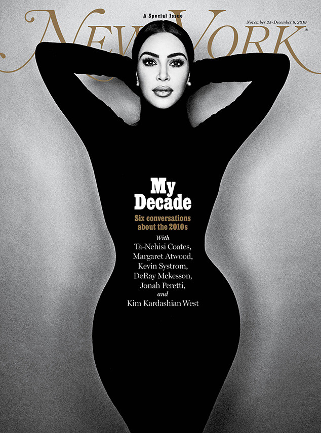 Kim Kardashian, New York Magazine