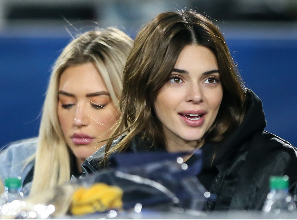 Kendall Jenner, Stassie Karanikolaou