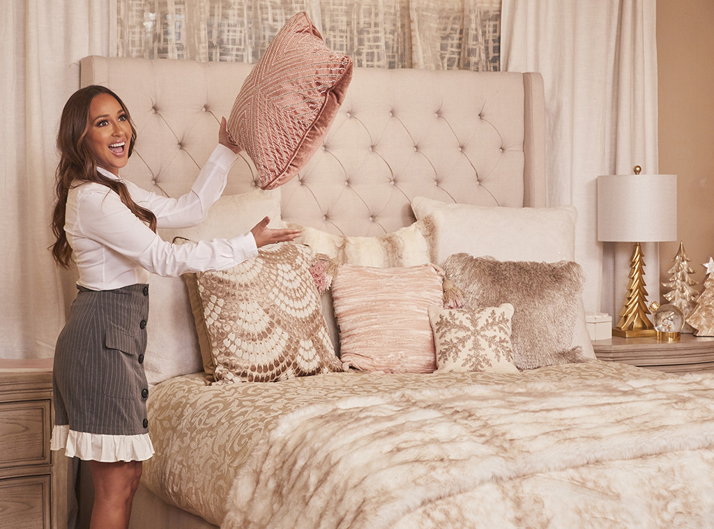 E-Comm, Adrienne Bailon, Home Goods