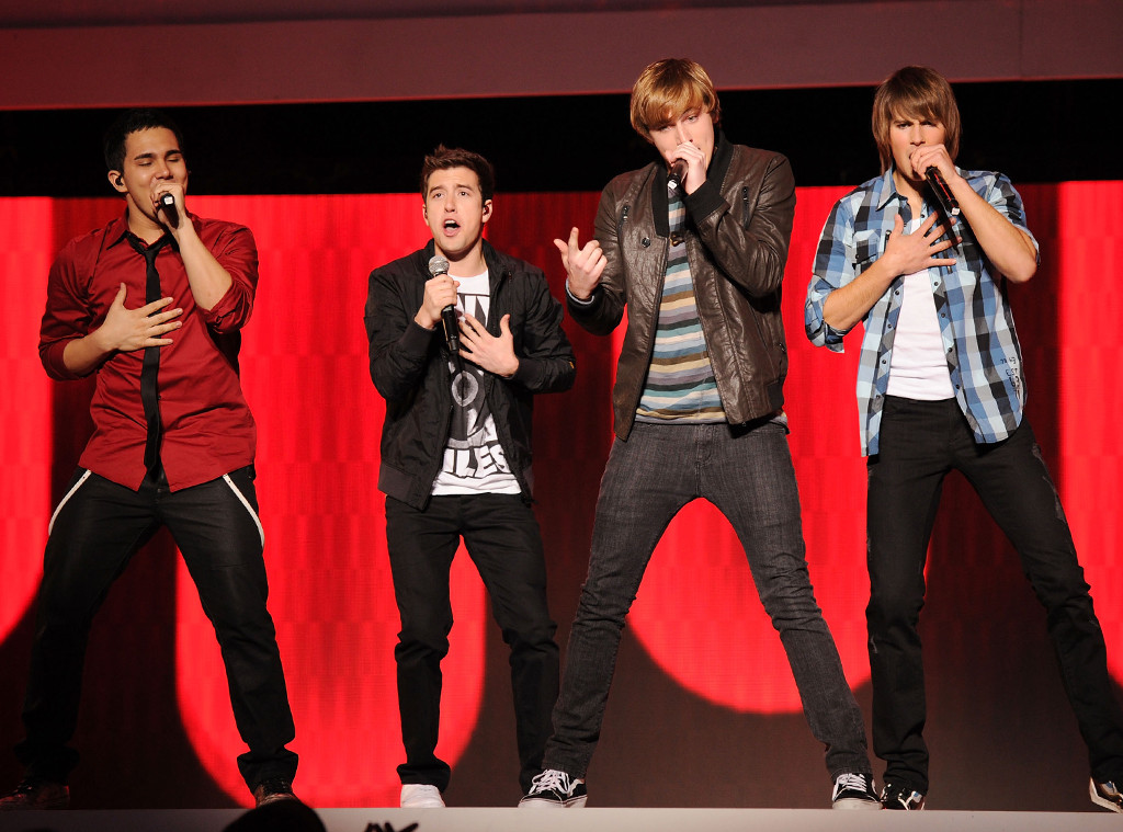 Big Time Rush, Performing