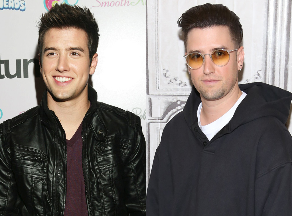 Logan Henderson, Big Time Rush, Then and Now