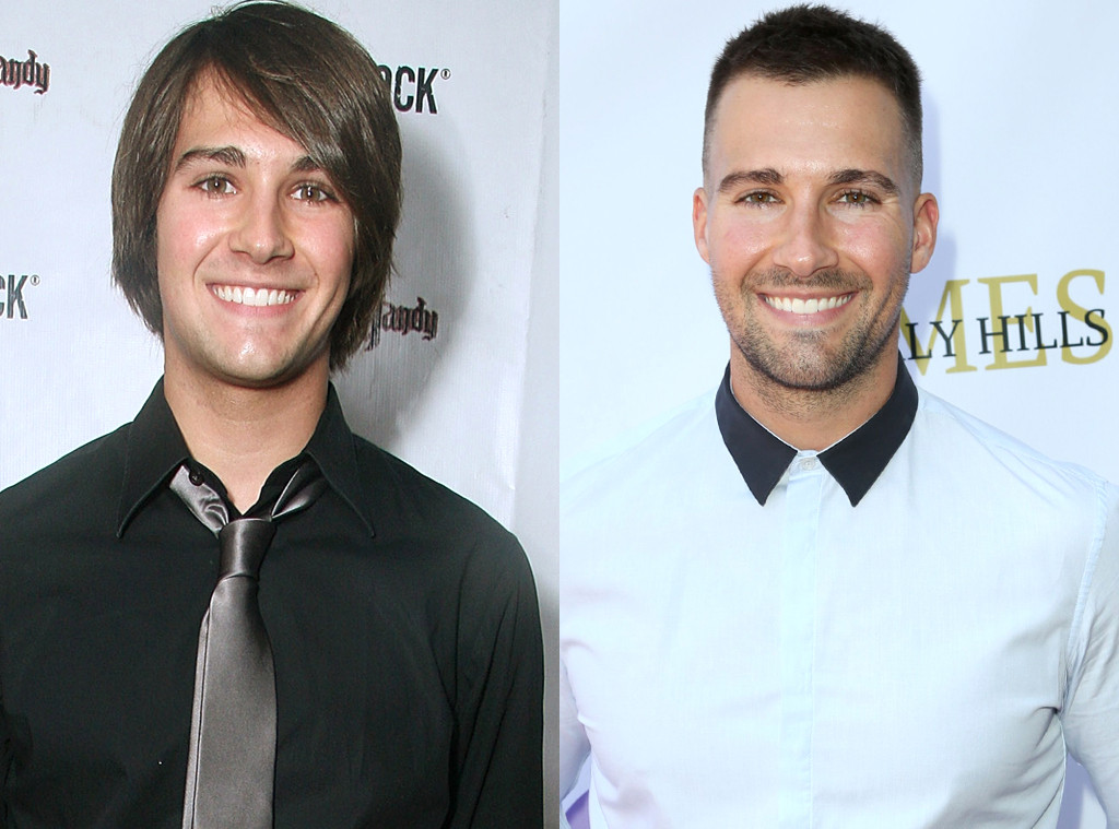 James Maslow, Big Time Rush, Then and Now