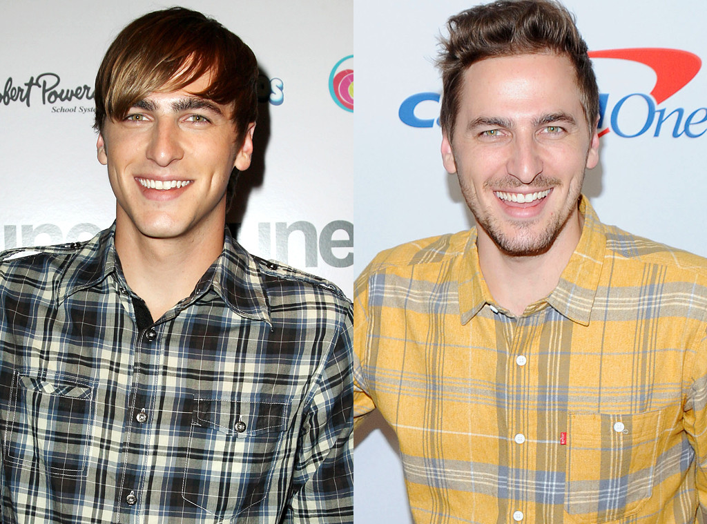 Kendall Schmidt, Big Time Rush, Then and Now