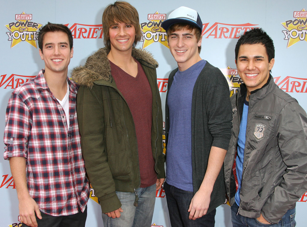 Big Time Rush, 2009