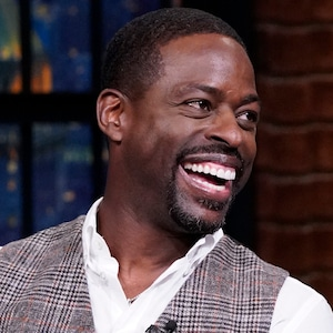 Sterling K. Brown, Late Night with Seth Meyers 2019