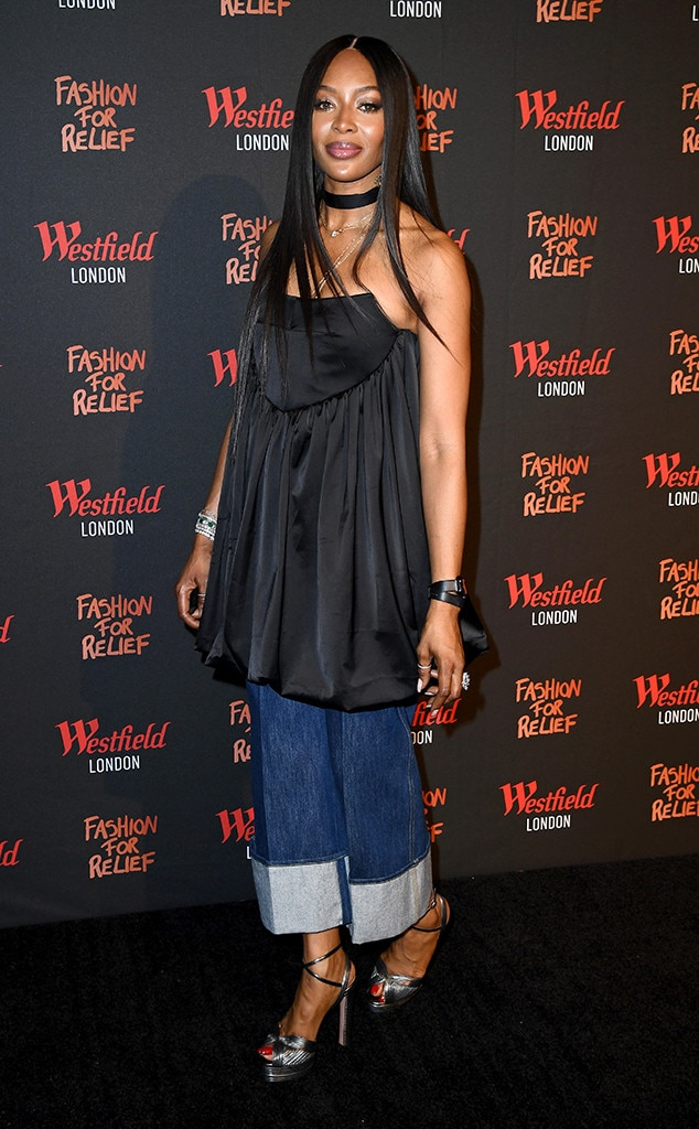 Naomi Campbell, Fashion Police widget