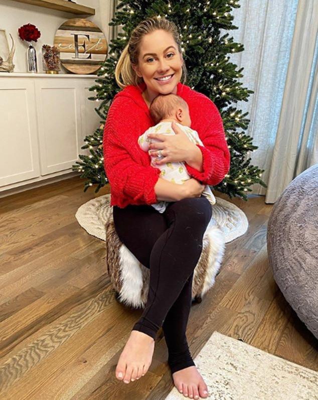 Shawn Johnson, Christmas 2019