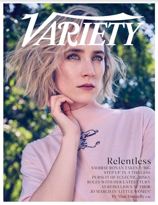 Saoirse Ronan, Variety