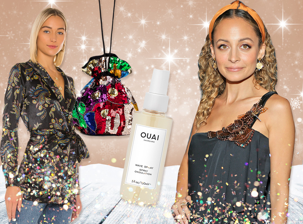 E-Comm: Holiday Gift Guide, Nicole Richie