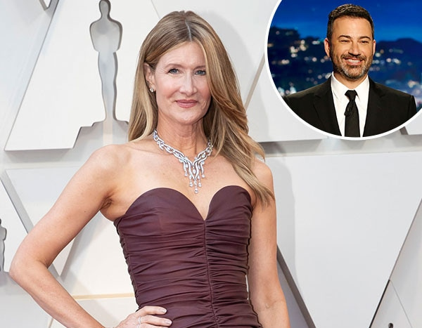 Why Laura Dern Is Begging Jimmy Kimmel to Invite Her Over For Thanksgiving
