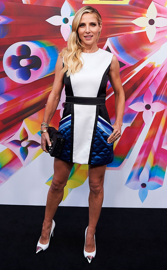 Elsa Pataky, Fashion Police Widget