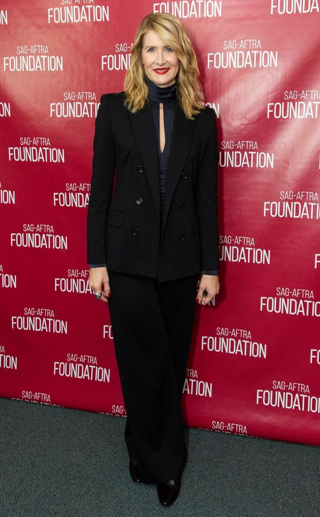 Laura Dern, Fashion Police Widget