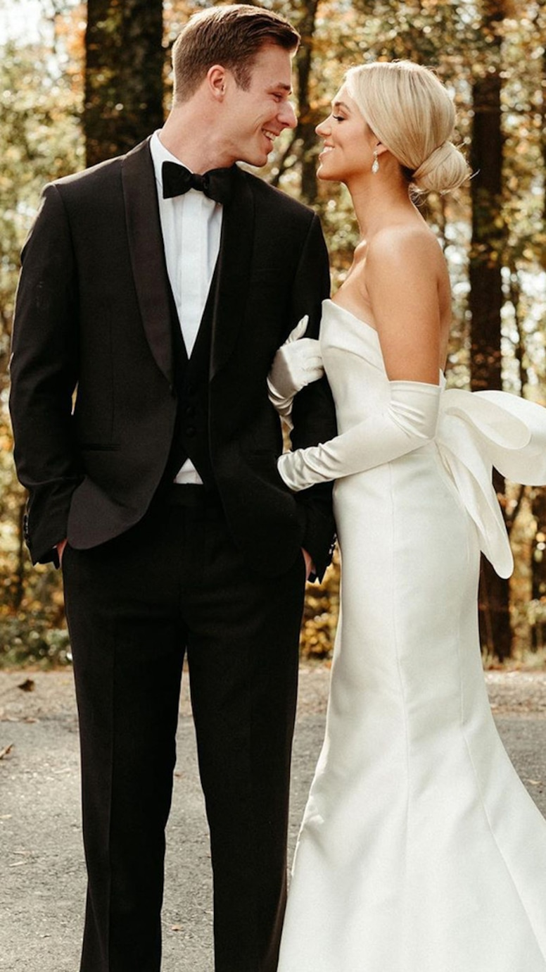 Sadie Robertson, Christian Huff Wedding
