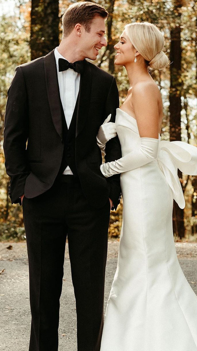 Sadie Robertson, Christian Huff Wedding