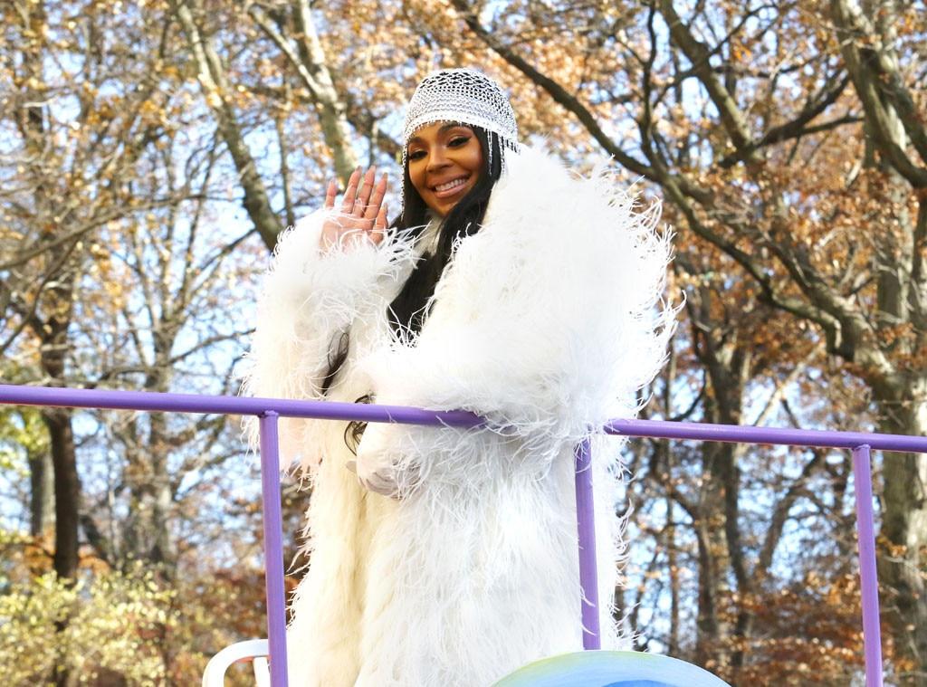 Ashanti, 2019 Macy's Thanksgiving Day Parade