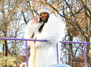 Ashanti, 2019 Macy's Thanksgiving Day Parade