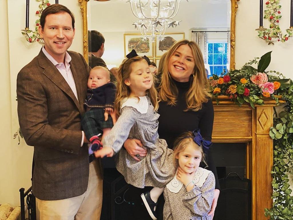 Jenna Bush Hager, Henry Hager, Thanksgiving 2019