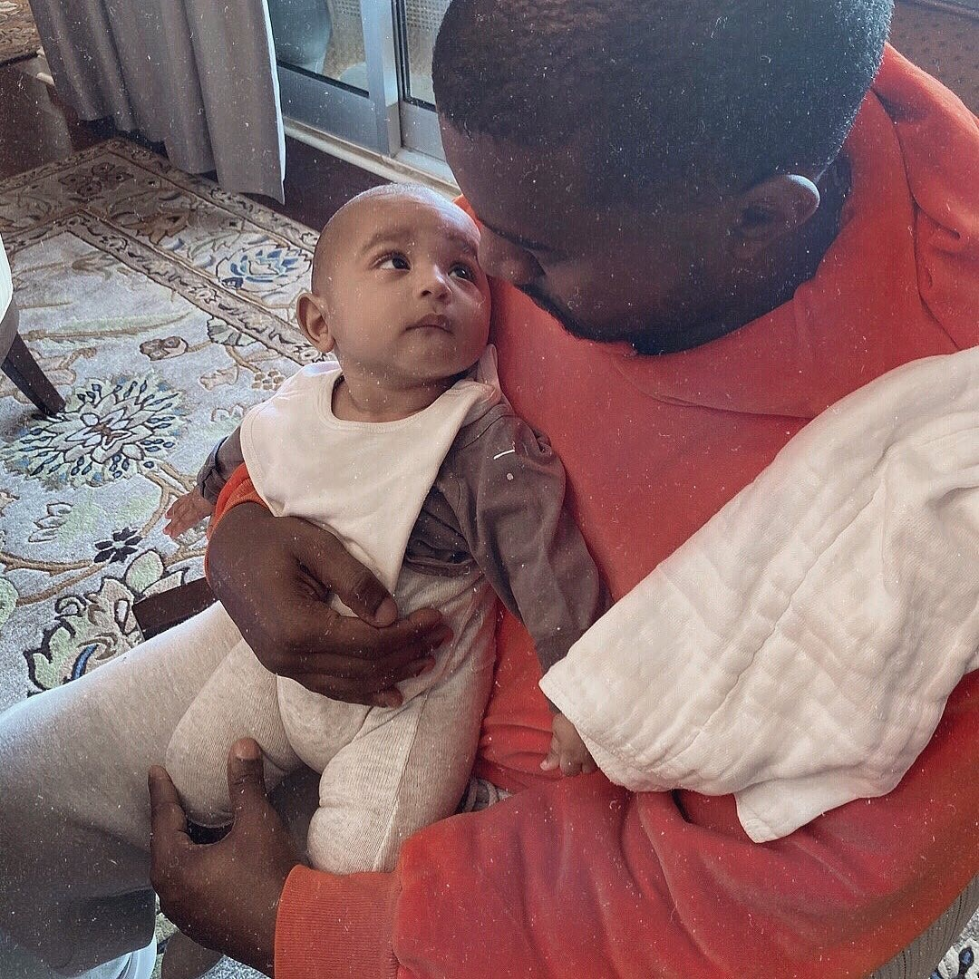 Kanye West, Psalm West, Thanksgiving 2019