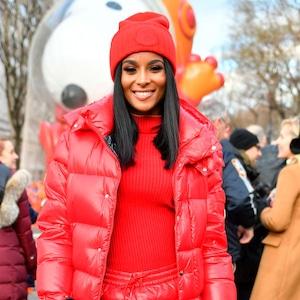 Ciara, 2019 Macy's Thanksgiving Day Parade