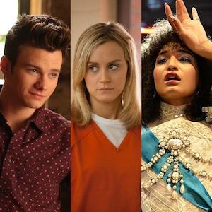 Glee, Orange Is The New Black, Pose