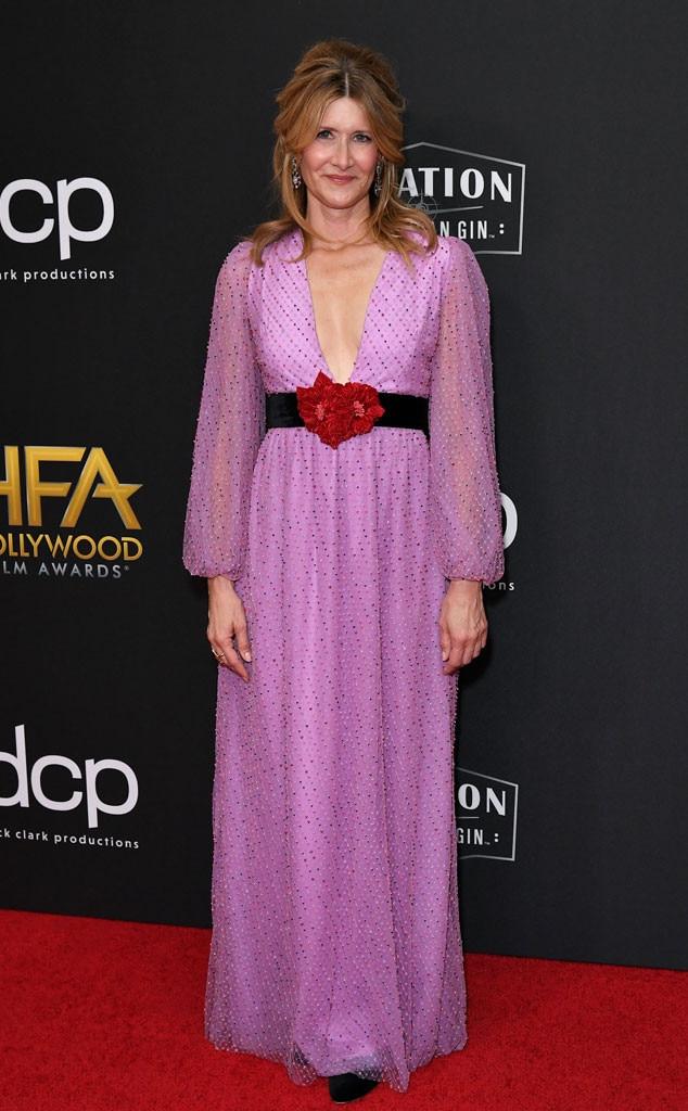 Laura Dern, 2019 Hollywood Film Awards, Arrivals