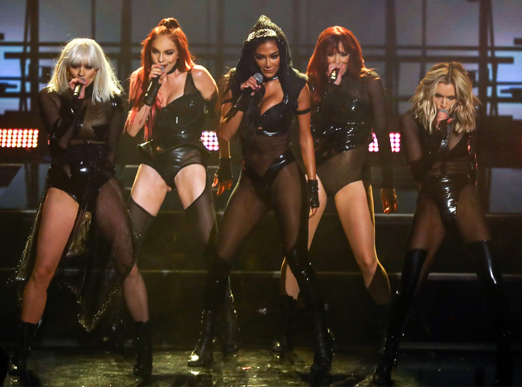 Pussycat Dolls, The X Factor, Nicole Scherzinger