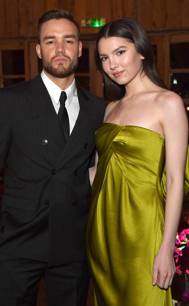 Liam Payne, Maya Henry