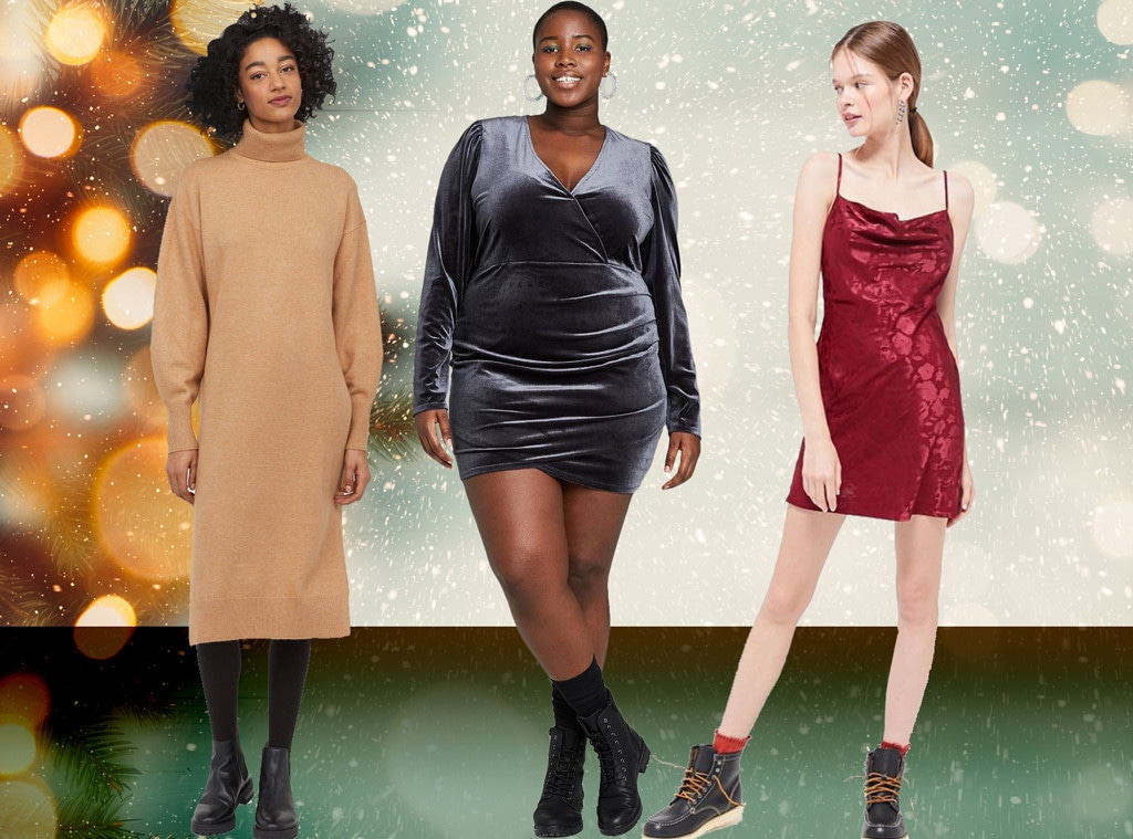 E-Comm: Holiday Dresses under $50