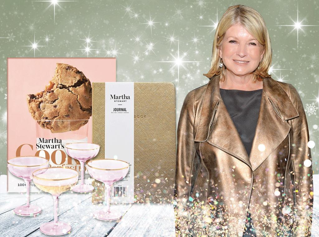 E-Comm: HGG, Martha Stewart