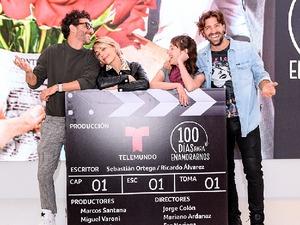 100 Día para Enamorarnos, Erick Elías, Ilse Salas, Mariana Treviño, David Chocarro