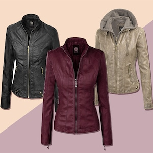 E-Comm: Amazon Moto Jacket