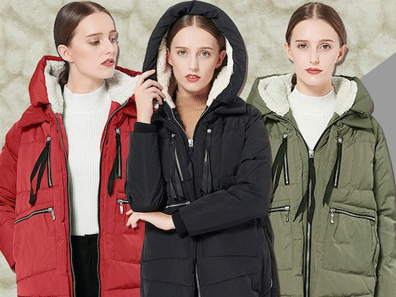 This $140 Down Coat Has 4,500 5-Star Reviews on Amazon