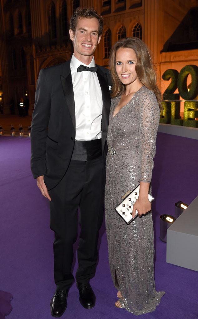 Andy Murray, Kim Murray