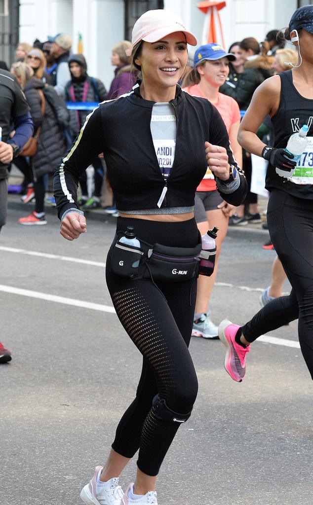 Andi Dorfman, 2019 NYC Marathon