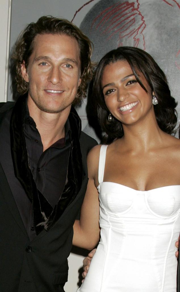 Matthew McConaughey, Camila Alves, 2007