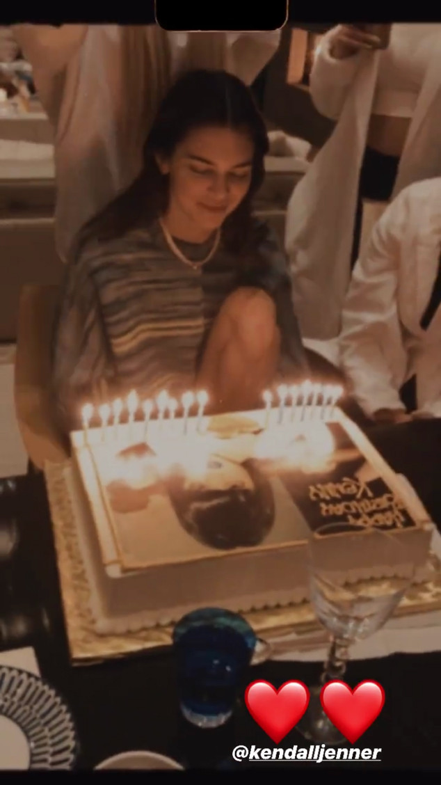 Kendall Jenner, Birthdays