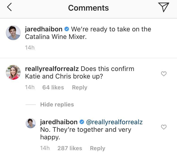 Jared Haibon, Instagram