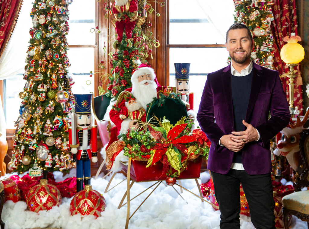 Lance Bass, Outrageous Holiday Houses