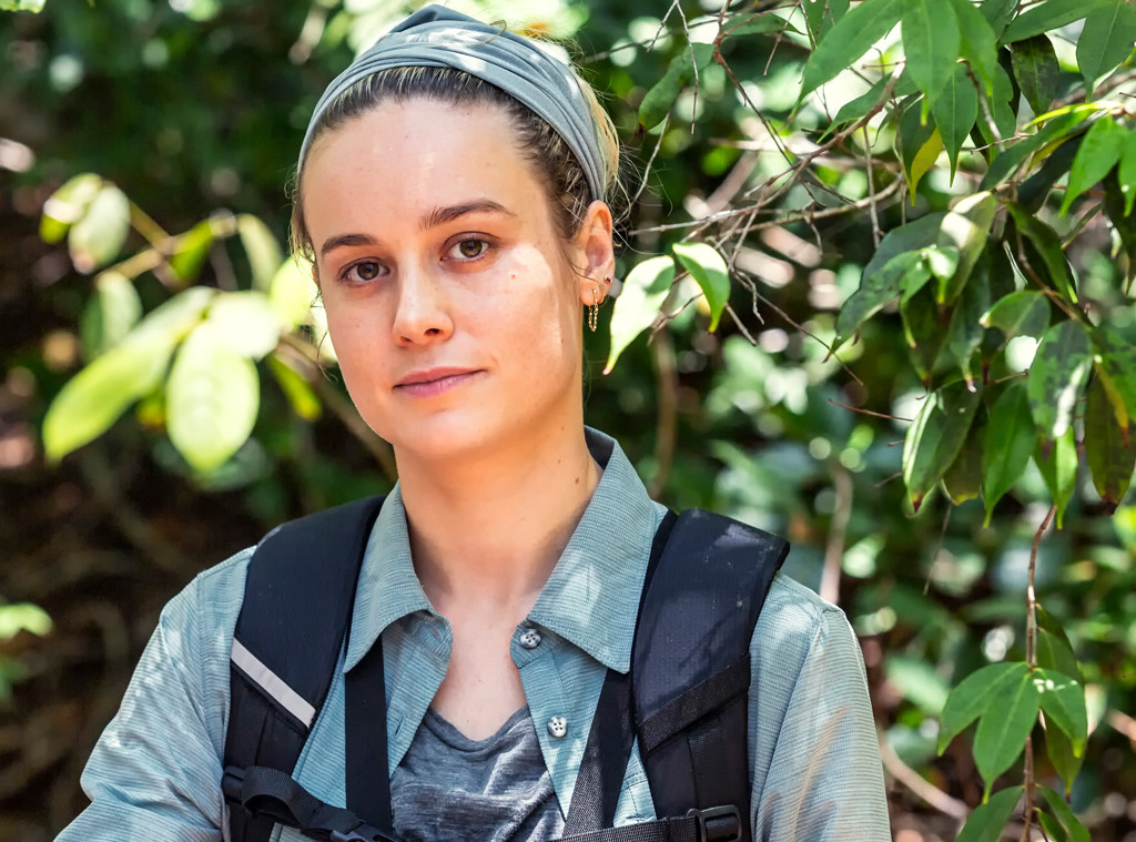Brie Larson, Running Wild with Bear Grylls