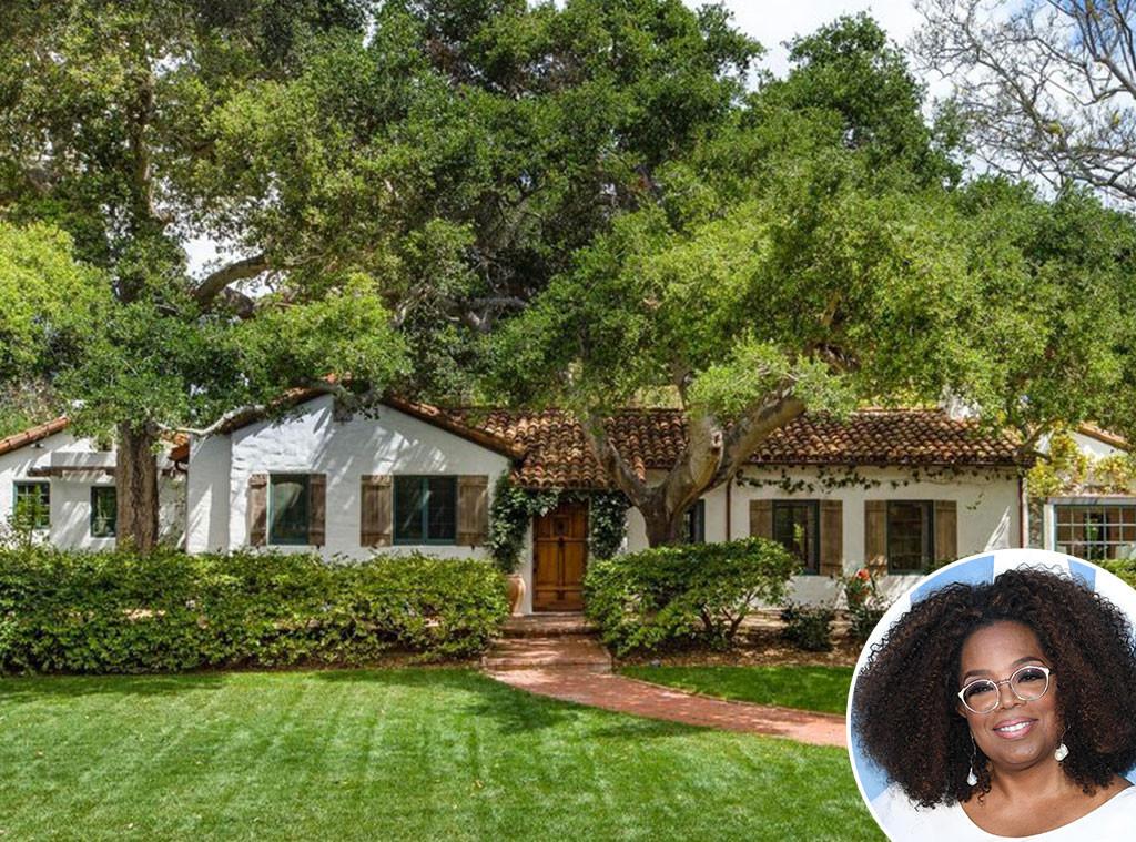 Oprah Winfrey, House