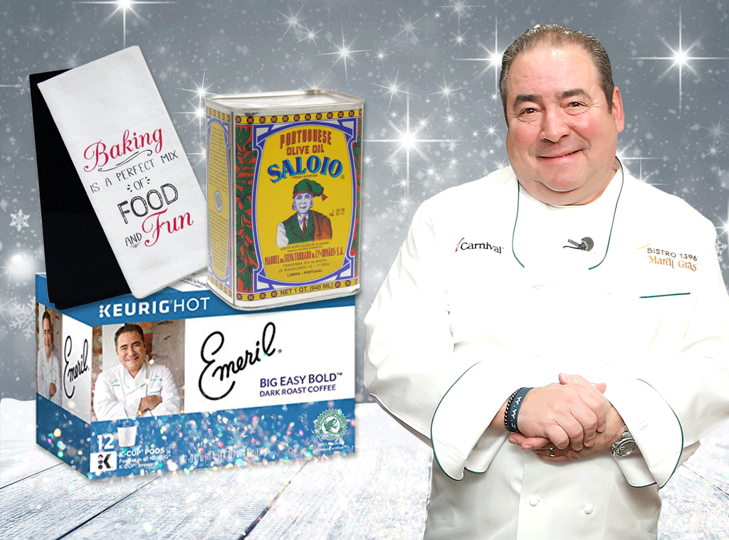 E-Comm: HGG, Emeril Lagasse